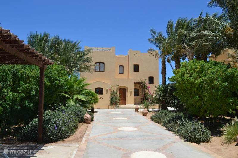 Vacation rental Egypt, Red Sea, El Gouna Villa Villa Saluma