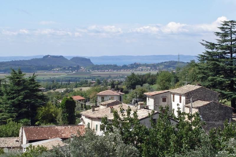 Vakantiehuis Italië, Gardameer, Caprino Veronese Gîte / Cottage Casa Gaon