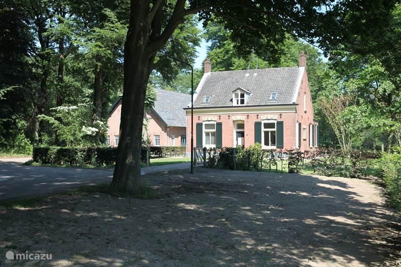 Vakantiehuis Nederland, Noord-Brabant, Dorst Vakantiehuis Beum Boswachtershuis