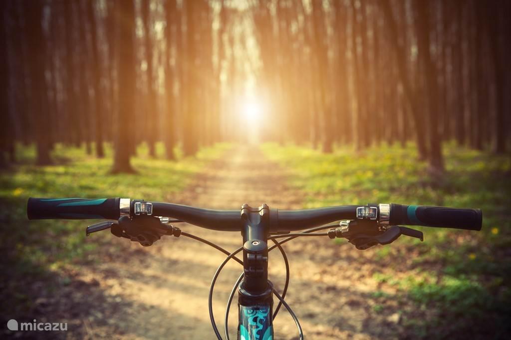 Gelegen in een prachtig gebied om te fietsen