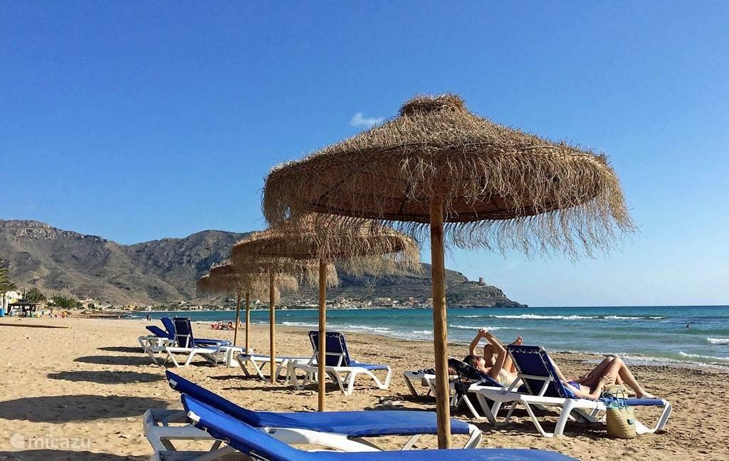 typische Spaanse stranden