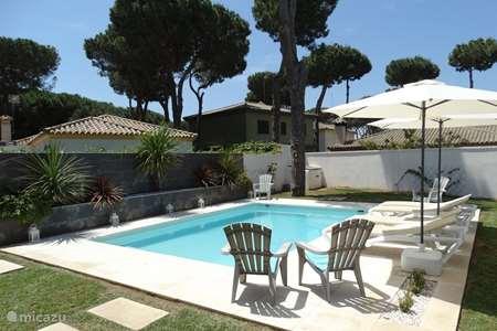 Vakantiehuis Spanje, Costa de la Luz, Chiclana de la Frontera villa Casa Rosalía Chiclana