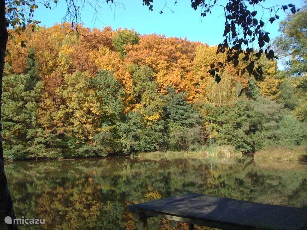 Een van de meren op Boulac