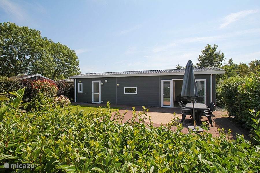 Vakantiehuis Nederland, Noord-Holland, Velsen chalet Chalet 6p. op mooi recreatiepark