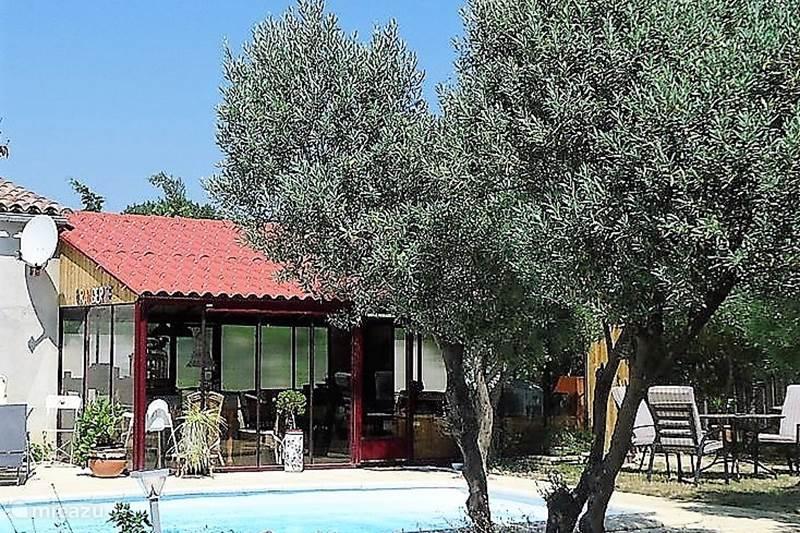 Vakantiehuis Frankrijk, Aude, Pépieux Vakantiehuis L'Orangerie