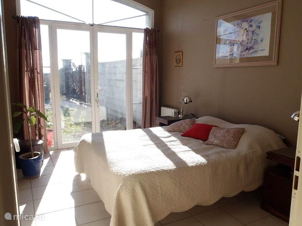 slaapkamer, 2 persoonsbed
