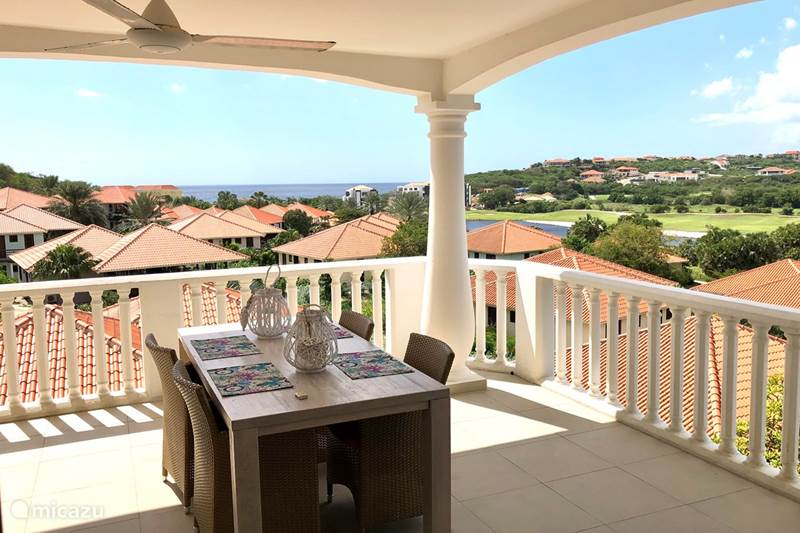 Vacation rental Curaçao, Curacao-Middle, Blue Bay Apartment Luxurious Apt40 with fantastic sea view