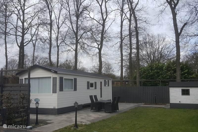 Vakantiehuis Nederland, Noord-Brabant, Vinkel Chalet Luxe Chalet Vakantiepark Dierenbos