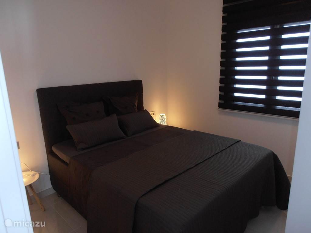 Slaapkamer op het gelijkvloers