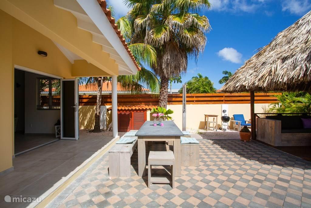 Vakantiehuis Curaçao, Banda Ariba (oost), Jan Thiel Villa Villa Kas Hopi Dushi