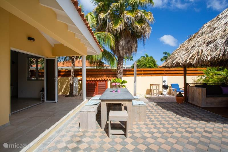 Vacation rental Curaçao, Banda Ariba (East), Jan Thiel Villa Villa Kas Hopi Dushi