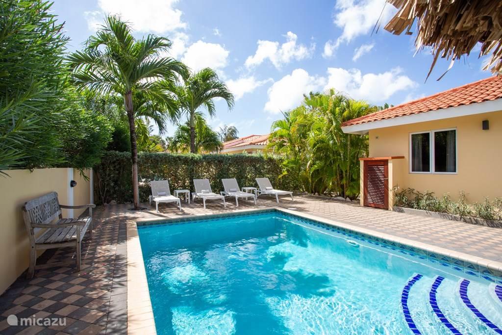 Vacation rental Curaçao, Banda Ariba (East), Jan Thiel Villa Villa Kas Hopi Dushi