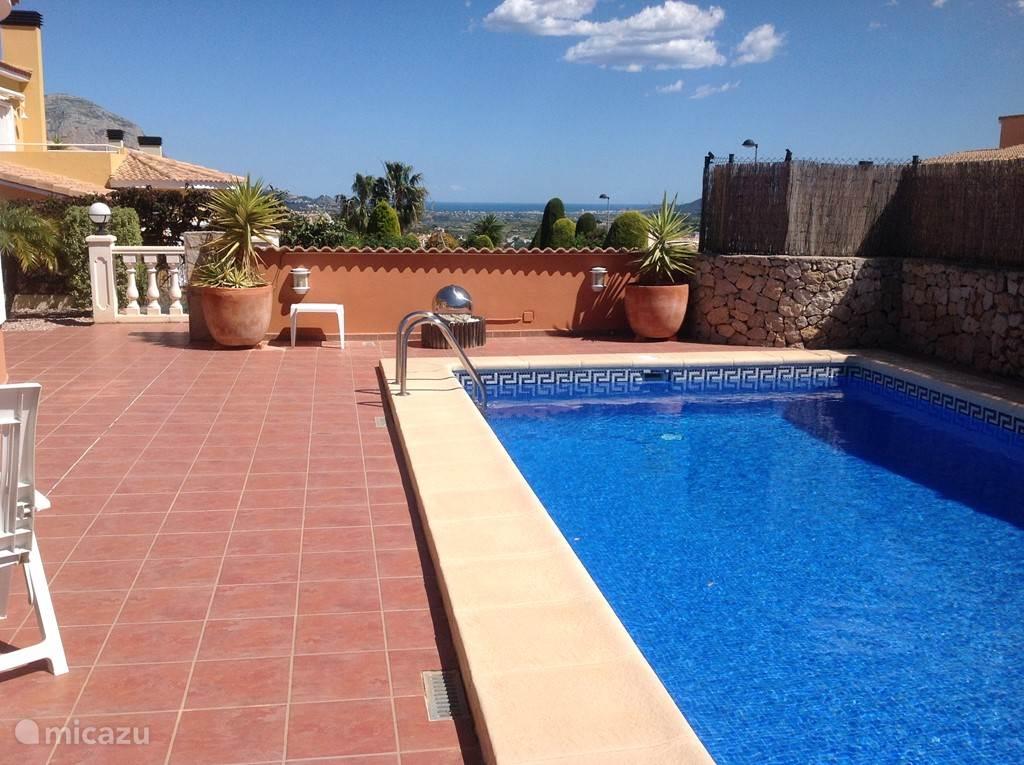 Ferienwohnung Spanien, Costa Blanca, Gata De Gorgos Villa Villa Marijke  Spanien Privater Pool ...