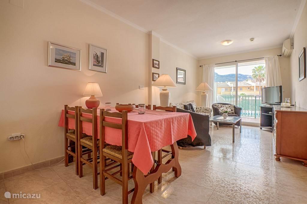 Vakantiehuis Spanje, Costa Blanca, Albir Appartement Casa la Luna