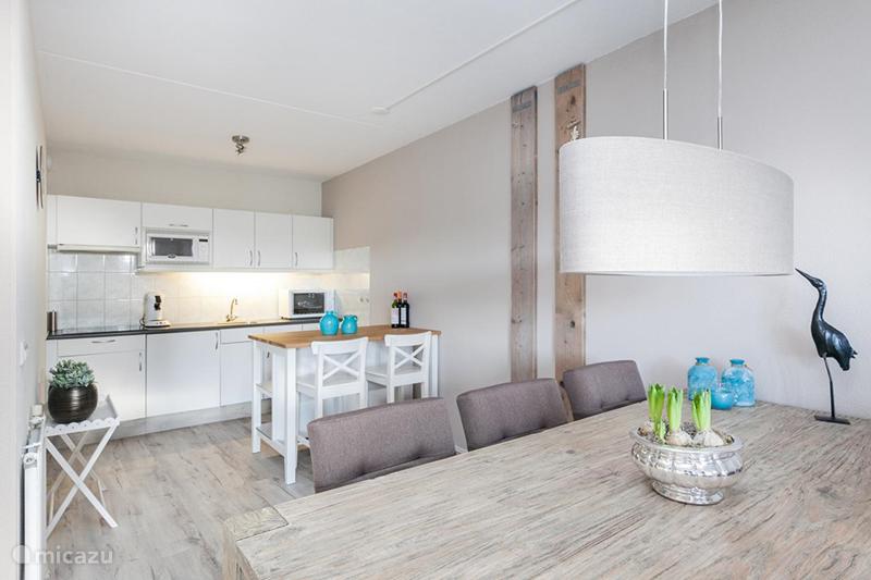 Vakantiehuis Nederland, Noord-Holland, Julianadorp aan Zee Appartement 'Casa Brownie' Strandslag appt.