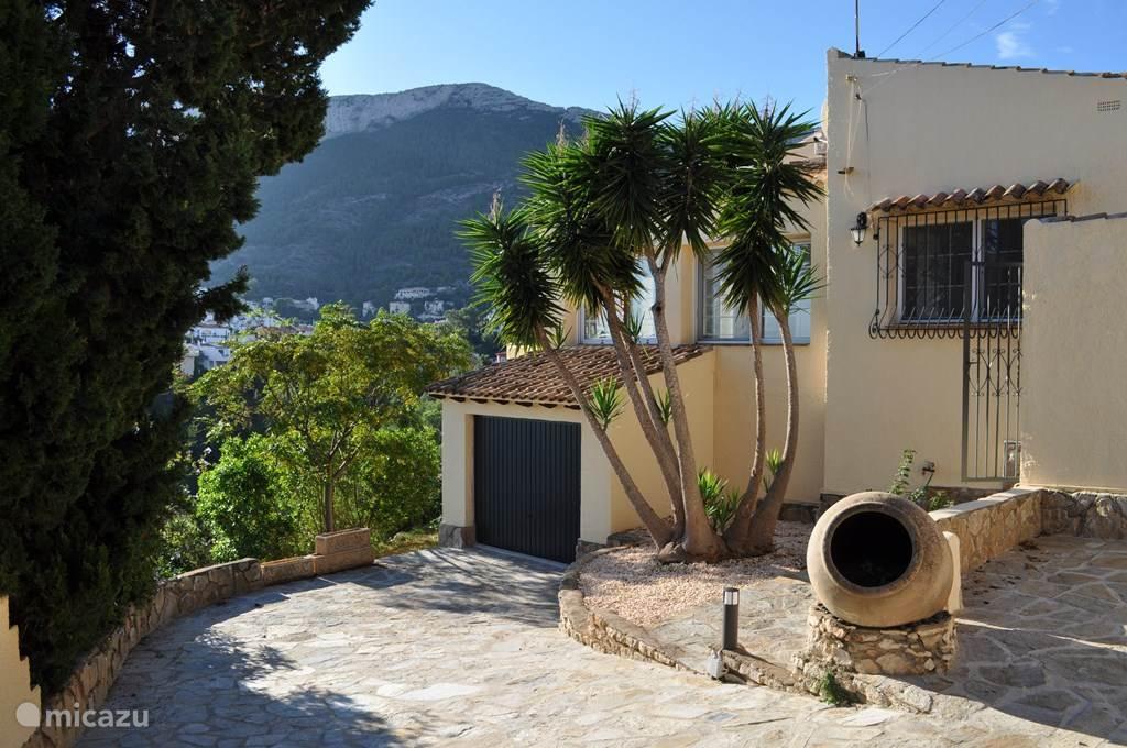 Vakantiehuis Spanje, Costa Blanca, Dénia Villa Casa La Perla Amarilla