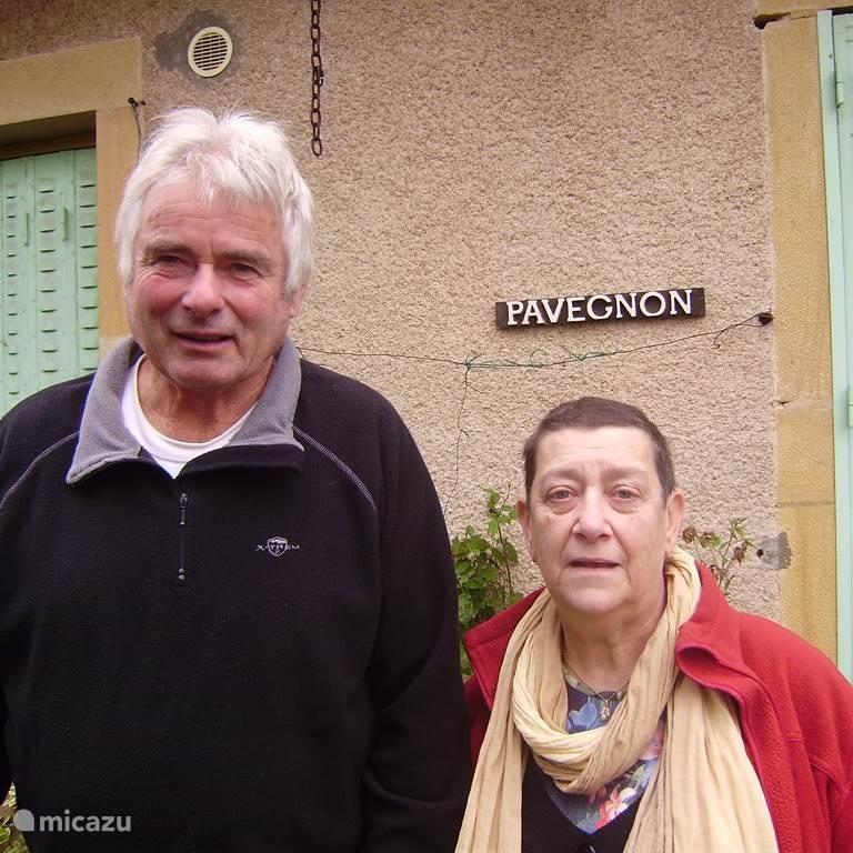 Marie-Thérèse & Christian Guichard