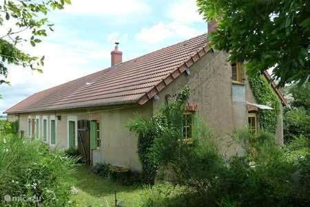 Vakantiehuis Frankrijk, Saône-et-Loire, Uxeau boerderij Gite Le Pavegnon