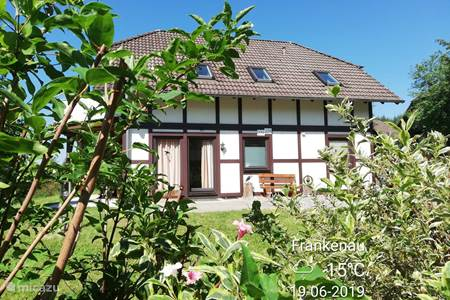 Fwerienhaus Frankenau