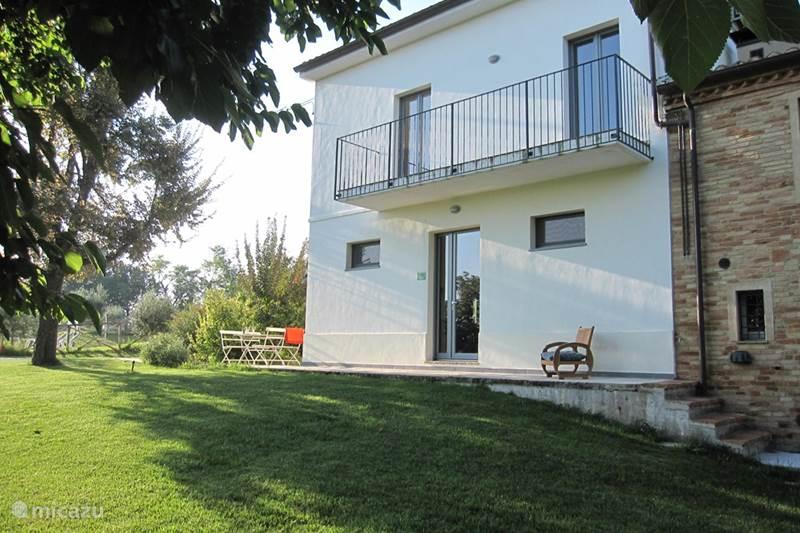 Vakantiehuis Italië, Marche, Belvedere Ostrense Vakantiehuis Il Gelso