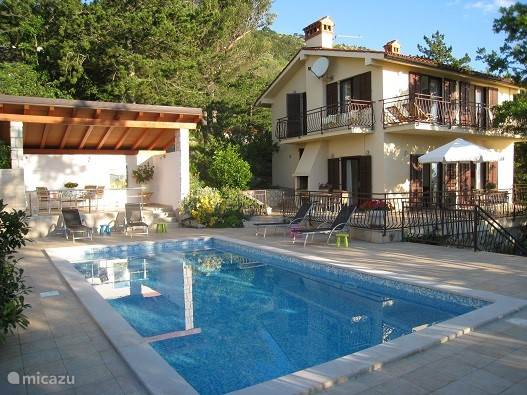 Vacation rental Croatia, Istria, Nacinovici villa Enjoy in Croatia