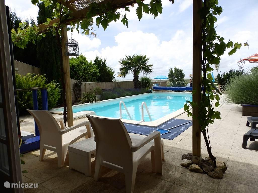 Vakantiehuis te koop Frankrijk, Poitou-Charentes, Saint Fort sur Gironde – appartement Appartement La Belle Vue