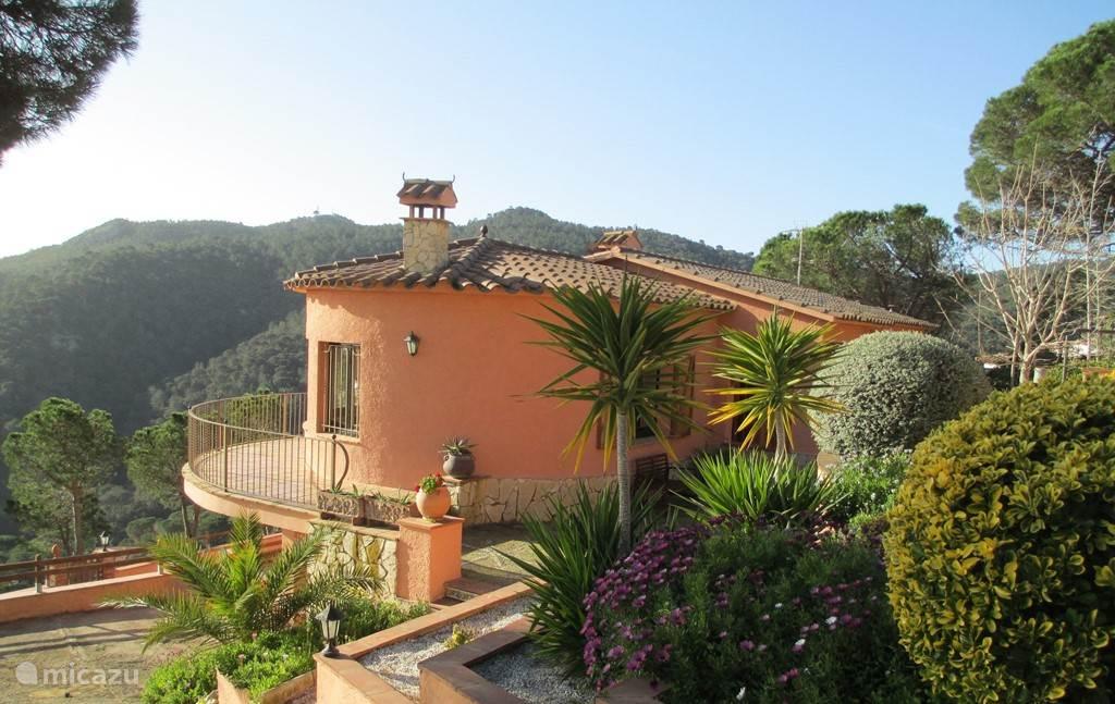 Vakantiehuis Spanje, Costa Brava, Sant Feliu de Guíxols Villa Bell Vistes