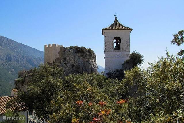 Castillo de Guadelest