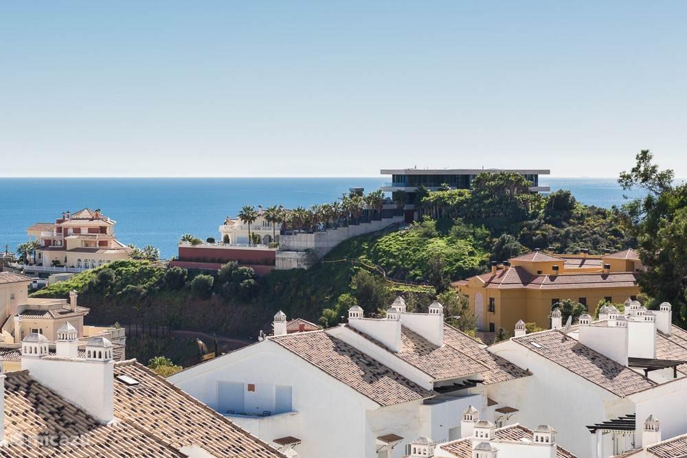 Vakantiehuis Spanje, Costa del Sol, Benalmádena Costa appartement Casa Las Palmeras