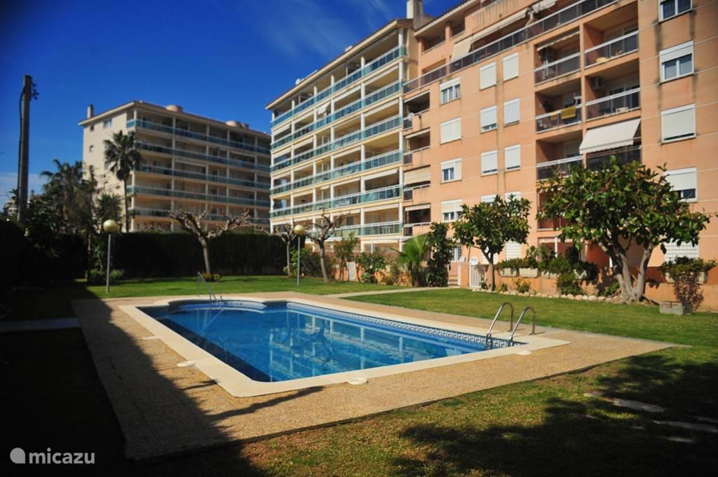 6 persoons appartement op geweldige locatie. Cambrils, Costa Daurada.