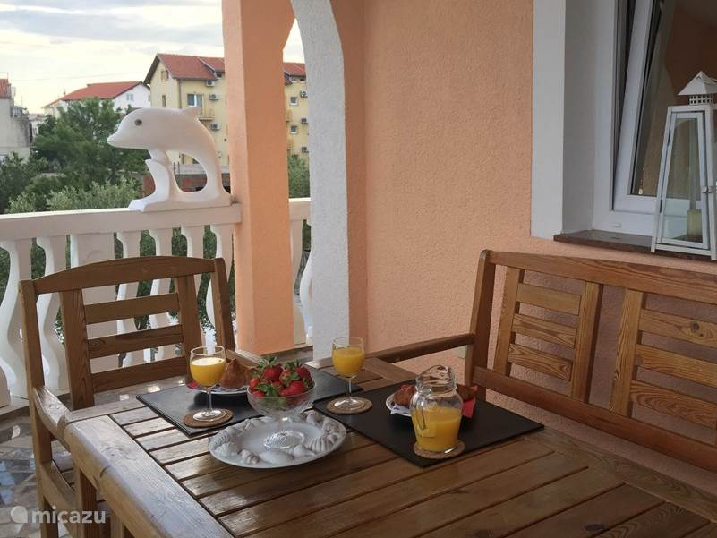 Vacation rental Croatia, Dalmatia, Vodice Apartment Villa Dolmar 2