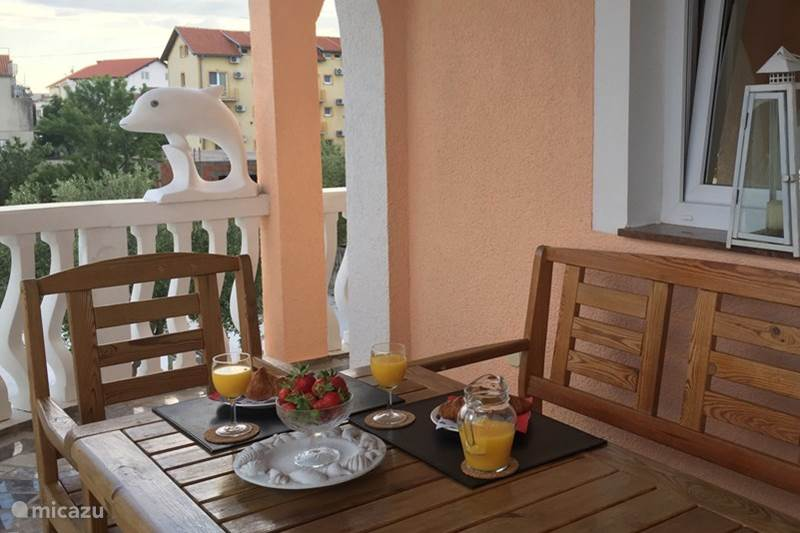 Vacation rental Croatia, Dalmatia, Vodice Apartment Villa Dolmar 2