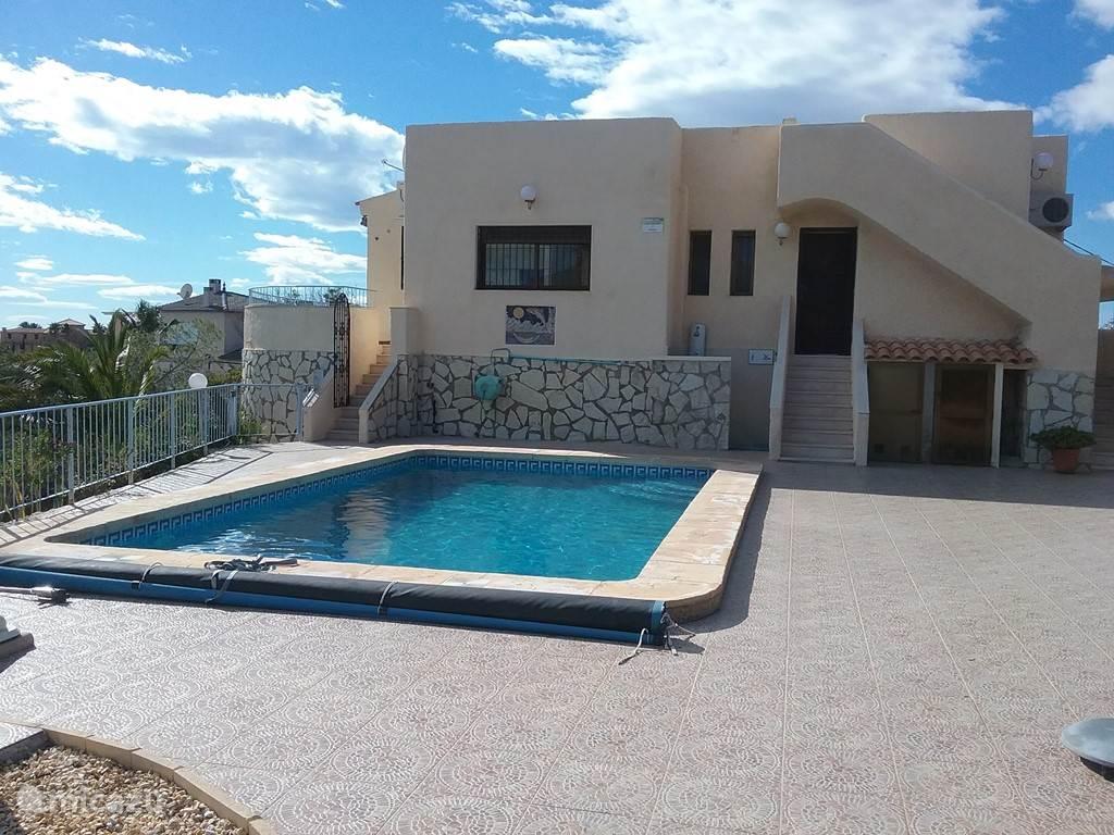 Vacation rental Spain, Costa Blanca, El Campello villa Villa Julietta