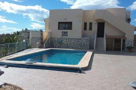 Vakantiehuis Spanje, Costa Blanca, El Campello – villa Villa Juliëtta