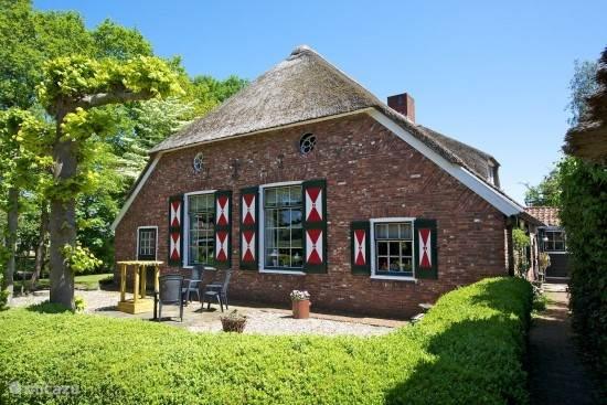 Vakantiehuis Nederland, Overijssel, Hellendoorn boerderij Mölnhook