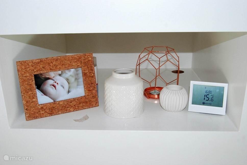 De Master Bedroom + Slaapkamer 2 en 3 beschikken over Climate Control en is per kamer in te regelen. Wel zo fijn in de zomer.