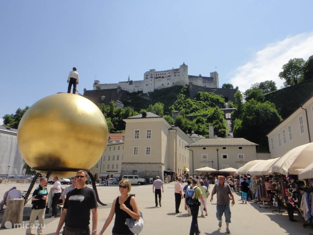 Zell am See, Salzburgerland en Salzburg