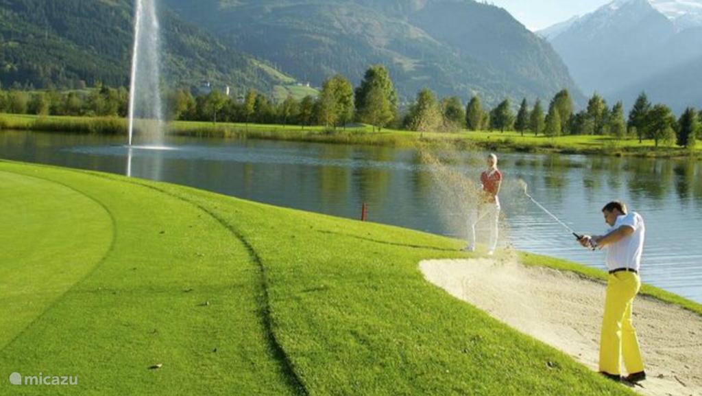 Golfbaan Zell am See/Kaprun