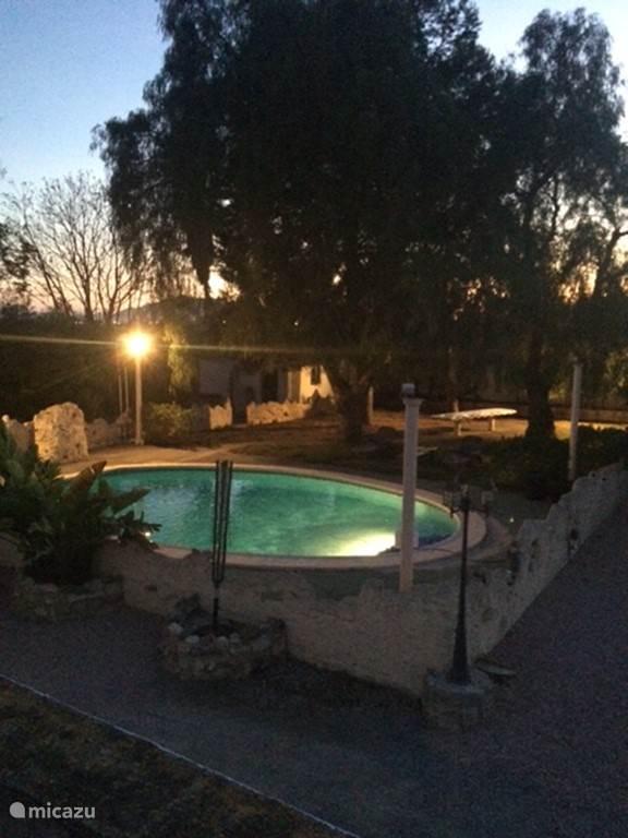 Vakantiehuis Spanje, Costa Blanca, Crevillente villa Casa Romana