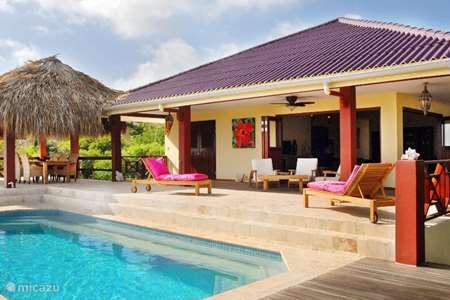 Vacation rental Bonaire, Bonaire, Santa Barbara villa La Vita è Bella