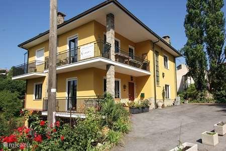 Vakantiehuis Italië, Piëmont, Bossolasco appartement Casa del Tulipano 1e etage