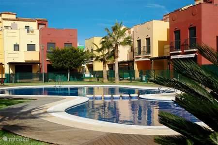 Vakantiehuis Spanje, Costa Blanca, Dénia geschakelde woning Casa Julio - wandelafstand vd zee