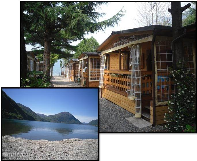 Vacation rental Italy, Italian Lakes, Porlezza chalet Chalet Porlezza