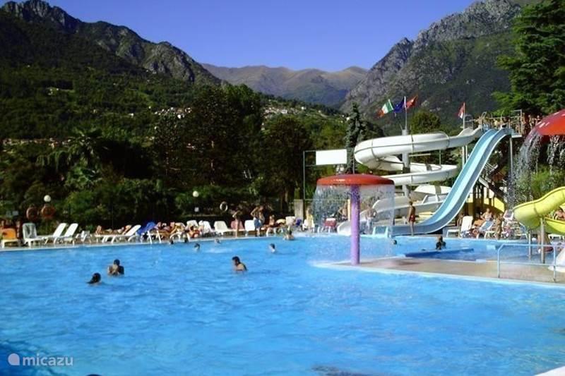 Vakantiehuis Italië, Italiaanse Meren, Porlezza Chalet Chalet Porlezza