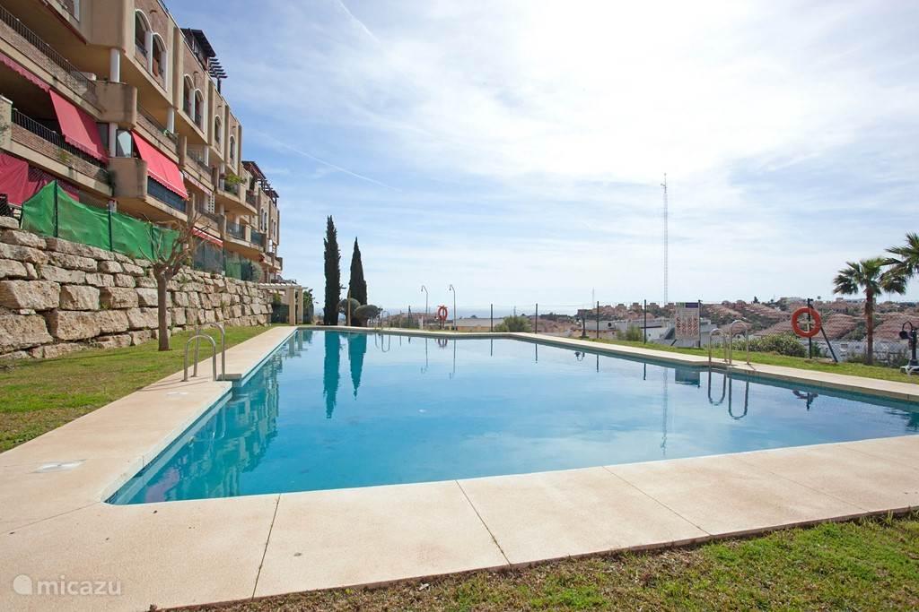 Vakantiehuis Spanje, Costa del Sol, Mijas Costa appartement Eden Golf, Riviera del Sol