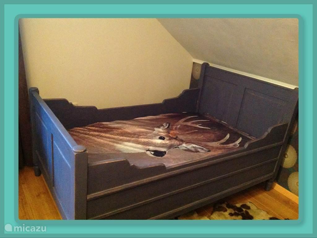Slaapkamer 1 bed 2