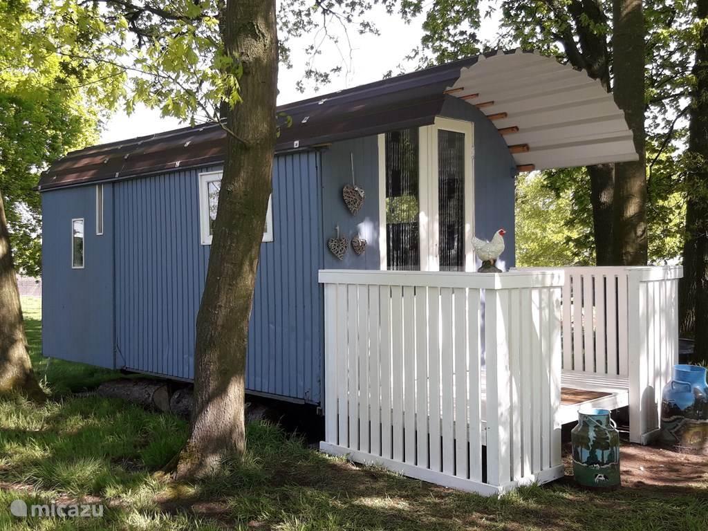 Vacation rental Germany, Lower Saxony – mobile home Gypsy Wagon