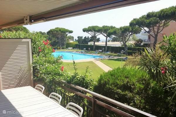 Vakantiehuis Spanje, Costa Brava, Calella de Palafrugell - appartement Appartement Calella de Palafrugell