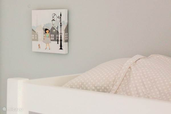 Slaapkamer kinderen detail