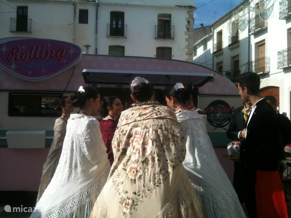 Spaanse klederdracht